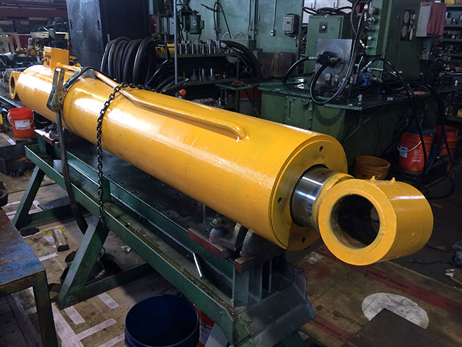 Hydraulic Lift Cylinder Repair : Action hydraulics an industry leader in